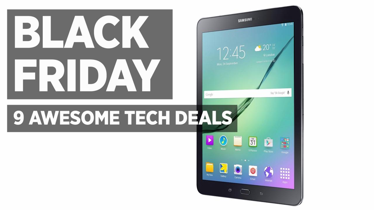 Black Friday: 9 Awesome Tech Deals For 2015
