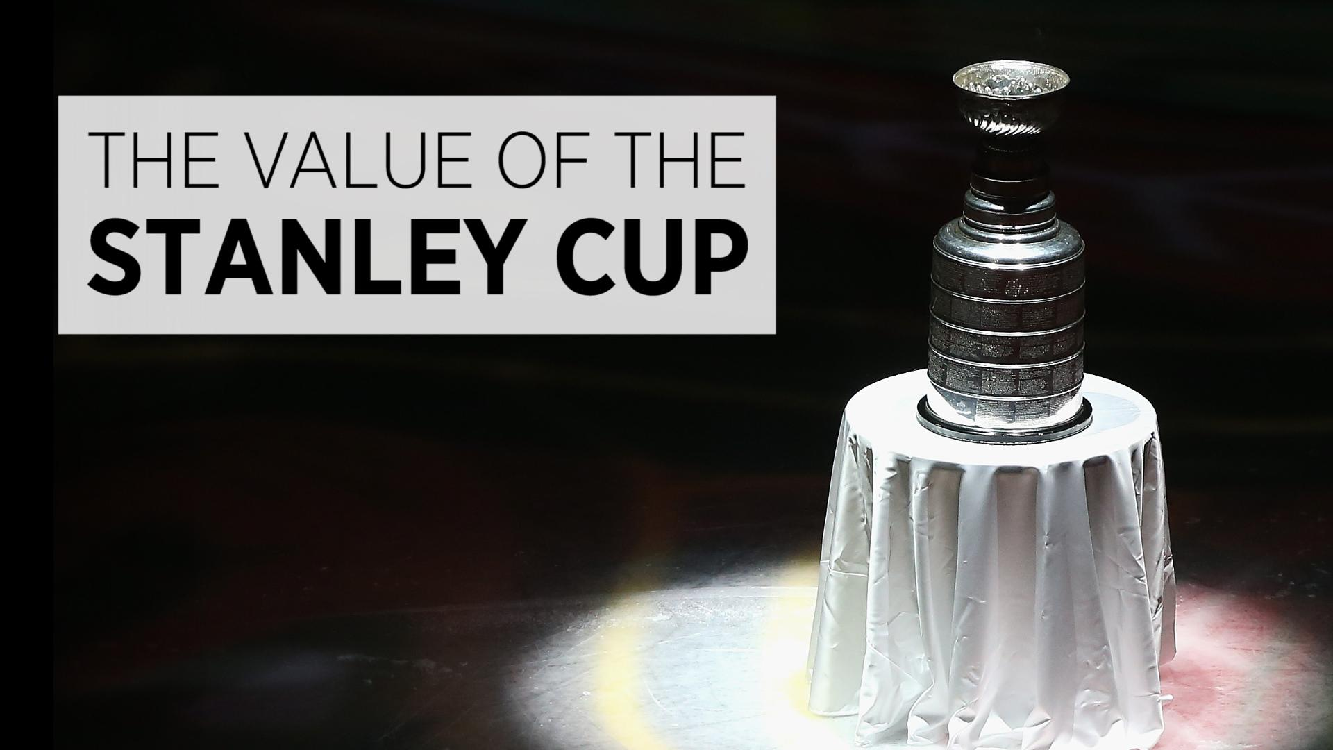 Value Of The Stanley Cup