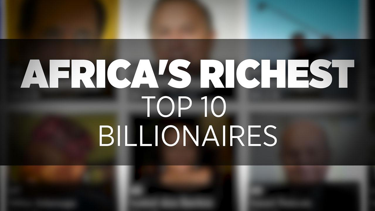 the 25 wealthiest african - photo #45