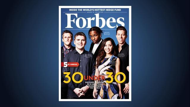 Inside The Issue: 30 Under 30