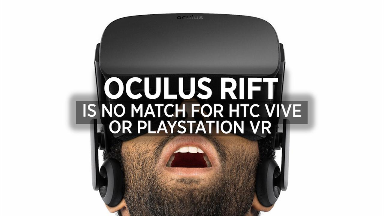 Oculus Rift Could Be A Massive Flop For Facebook