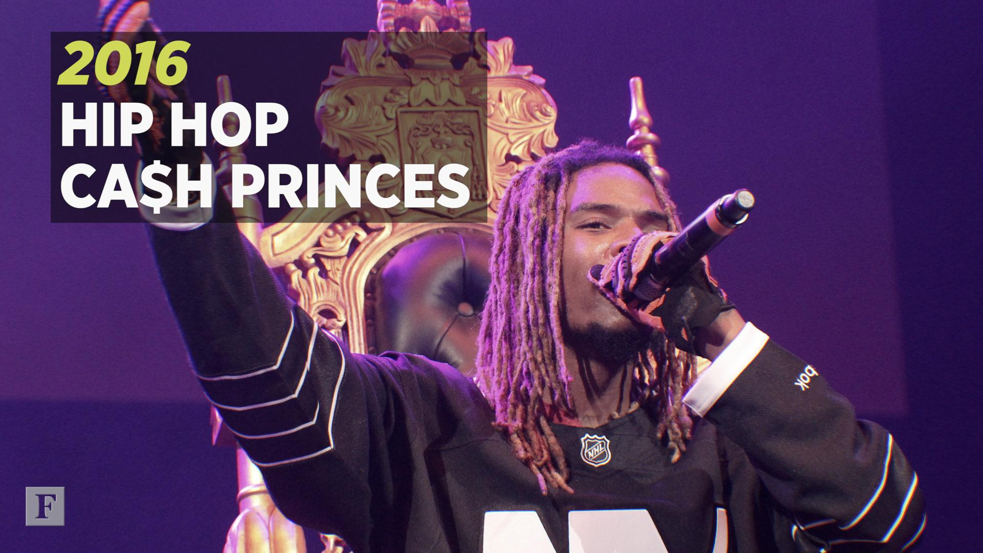 Inside The Forbes Hip-Hop Cash Princes Class of 2016