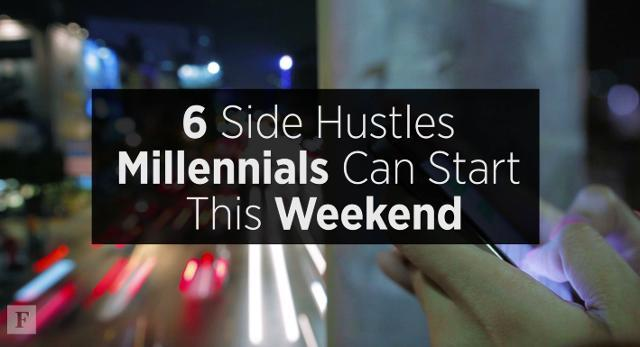 Six Side Hustles You Can Start Tomorrow