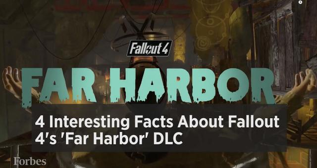 4 Interesting Facts About Fallout 4's 'Far Harbor' DLC