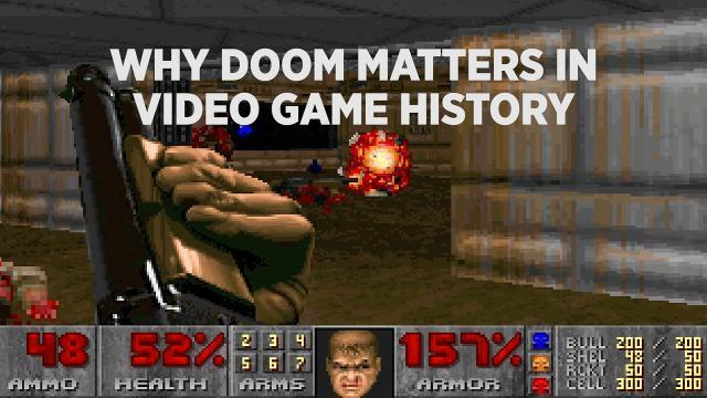Doom Is One Of The Most Important Games Ever Made