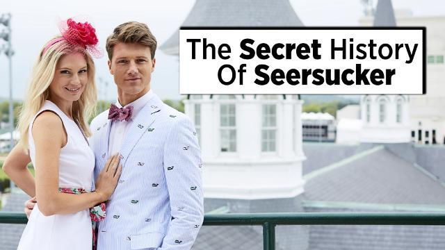 The Secret History of Seersucker