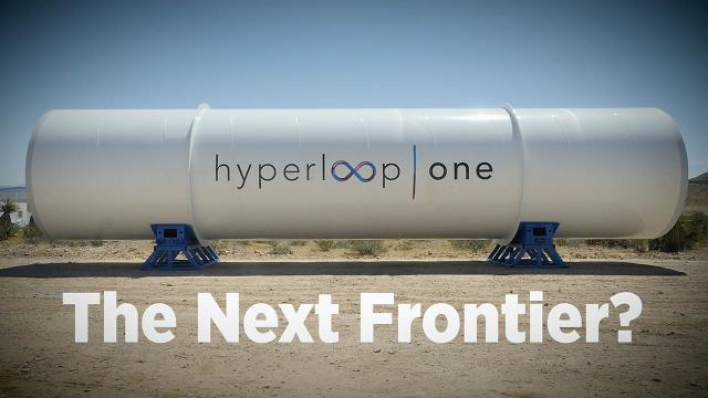 Watch The Hyperloop In Action
