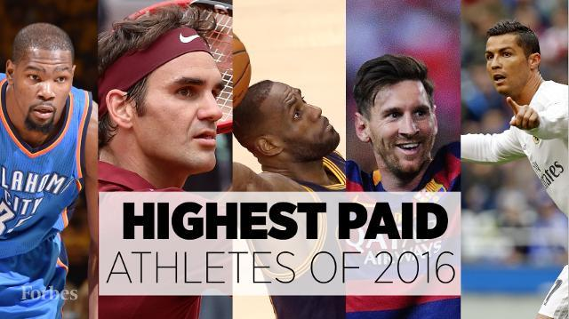 paid athletes Top 10 highest paid athletes in the world: hello, everyone today i am going to share some exciting facts on the top 10 highest paid athletes in the world 2018 an athlete is a sportsman or sportswoman who plays a role in the sports.