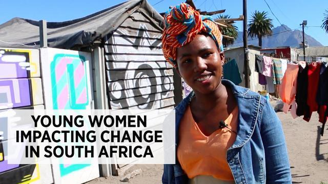 How This 30-Year-Old Is Making A Difference In South Africa