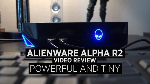 Alienware Alpha R2: Obscenely Powerful For Its Size