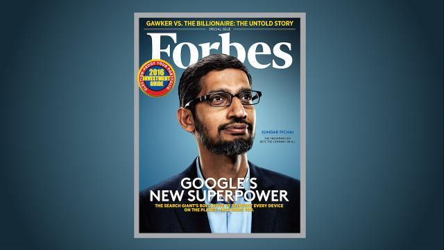 Inside The Issue: FORBES' 2016 Investment Guide