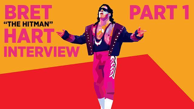 Exclusive Bret Hart Interview: Must-See Comments On Stephanie McMahon, WWE Brand Split And More