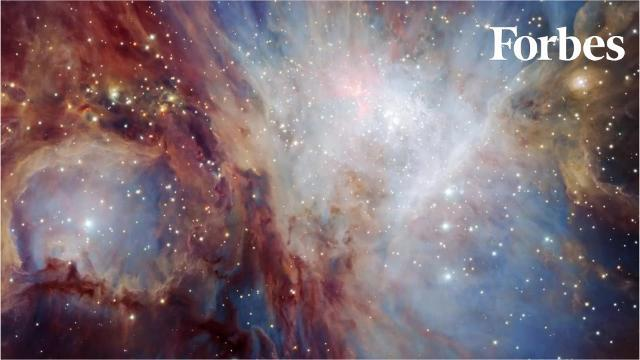 Deepest View Ever Of The Orion Nebula