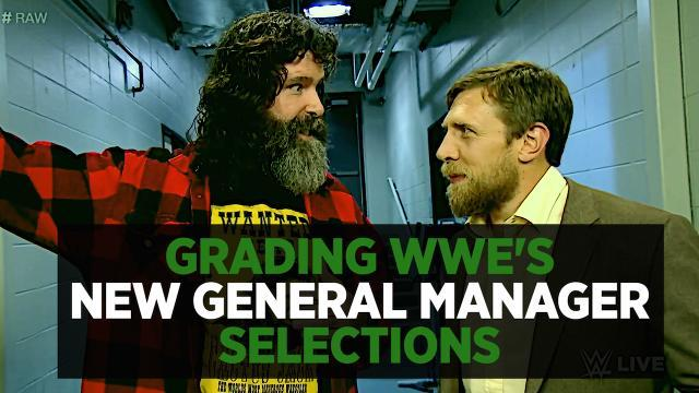 Grading Daniel Bryan And Mick Foley As WWE's New General Managers