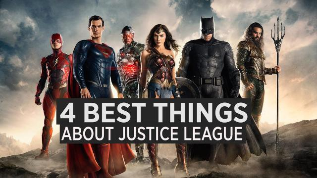 Wonder Woman & Justice League: 4 Important Things