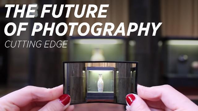 The Future Of Photography: Cutting Edge