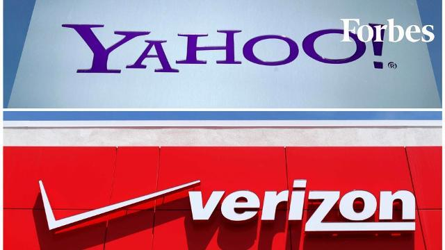 Yahoo + Verizon: The Saddest $5 Billion Deal In Tech History