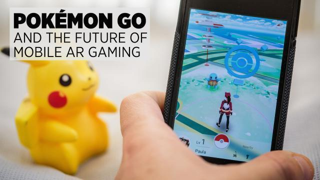 How Pokémon GO May Inspire Other Games To Go AR
