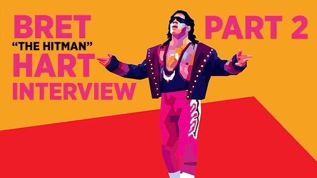 Exclusive: Bret Hart Lets Loose On Seth Rollins, Goldberg, WWE Creative, Cody Rhodes, And More