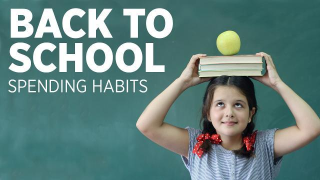 Back-To-School Spending Habits
