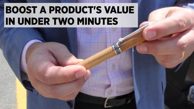 How To Triple A Product's Value In Under 2 Minutes