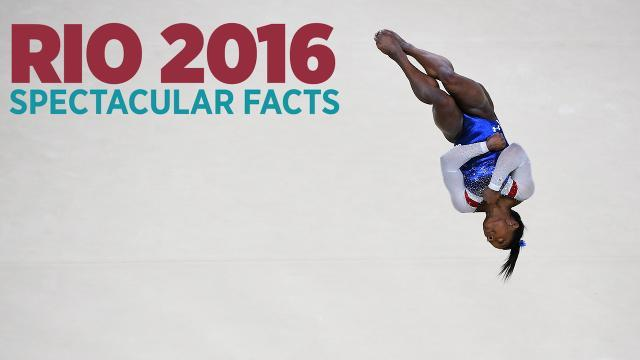 Rio 2016: Spectacular Facts