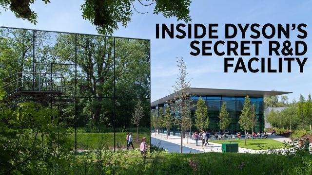 Dyson's Rigorous Product Testing Process Revealed