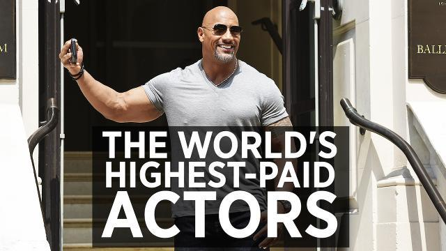 The World's Highest-Paid Actors Of 2016