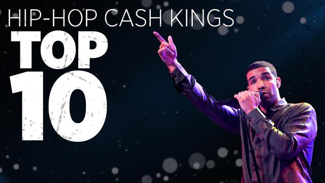 Top 10 Hip-Hop Cash Kings 2016