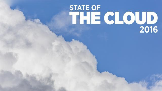 State Of The Cloud In 2016