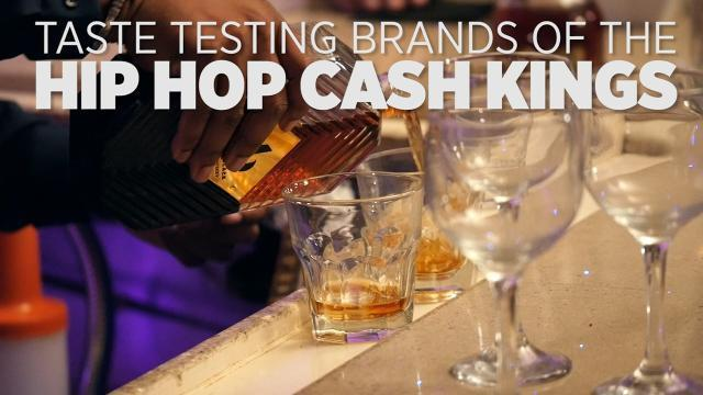 Taste-Testing Hip-Hop's Top Toasts