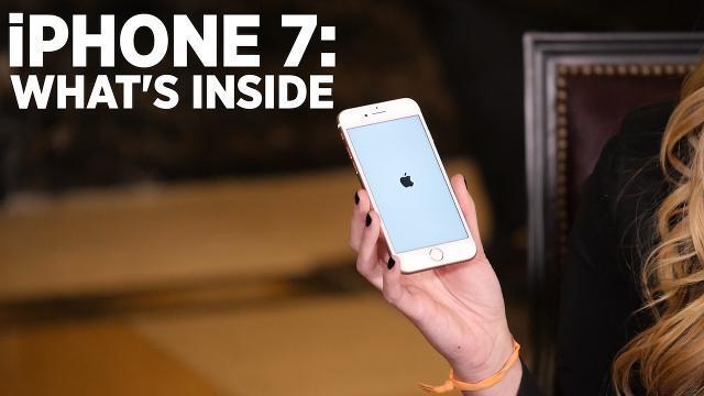 iPhone 7: What's Inside