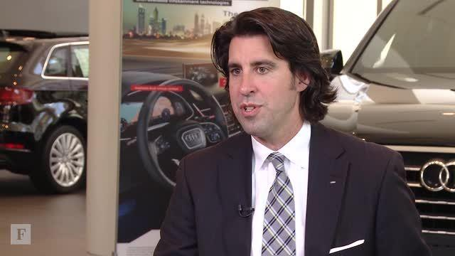 Forbes CMO Interview: Audi of America's Loren Angelo