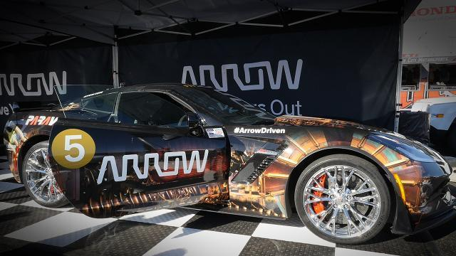Sam Schmidt's Semi-Autonomous Race Car