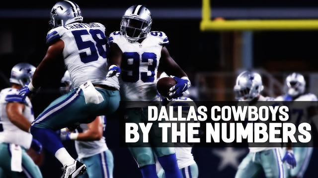 The Dallas Cowboys By The Numbers
