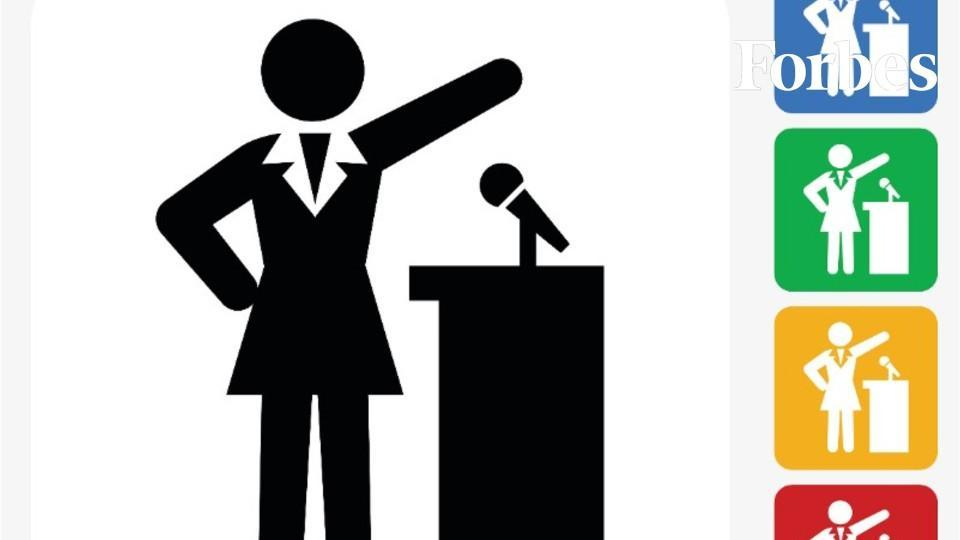 what i learned in public speaking 7 powerful public speaking tips from one of the most-watched ted talks speakers start slideshow --  sinek learned this trick from watching the olympics.