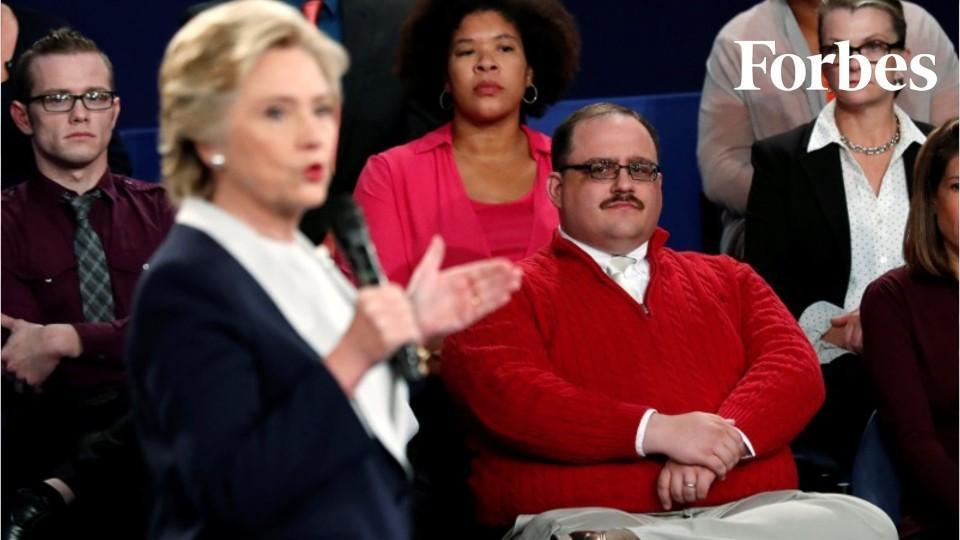 Ken Bone's Question Reveals Which Candidate Understands Energy Independence