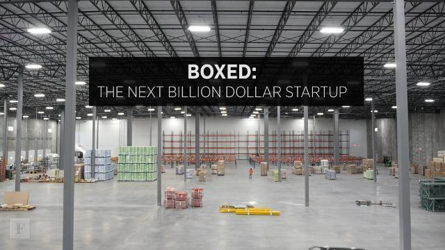 BOXED: The Next Billion Dollar Startup