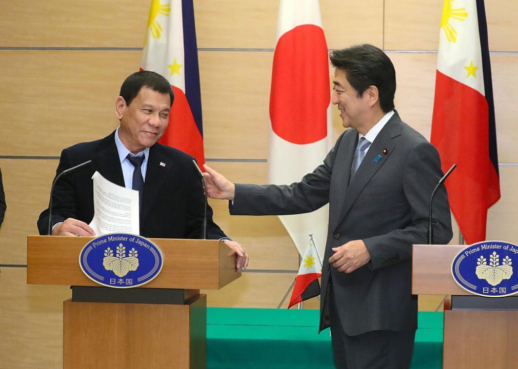 Japan Will Give The Philippines More Aid Than China