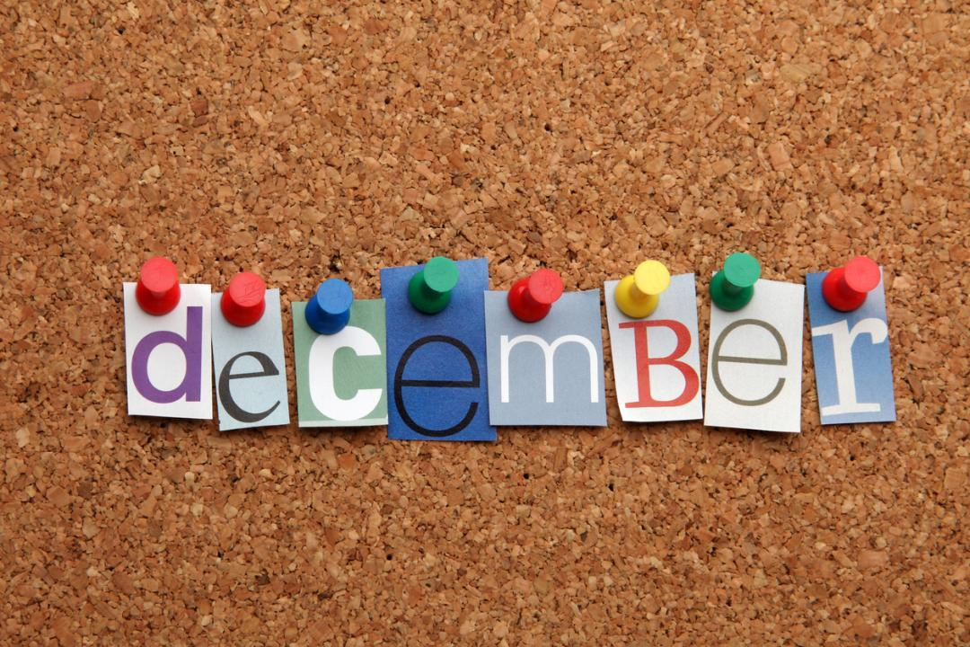 The Best Days To Save In December