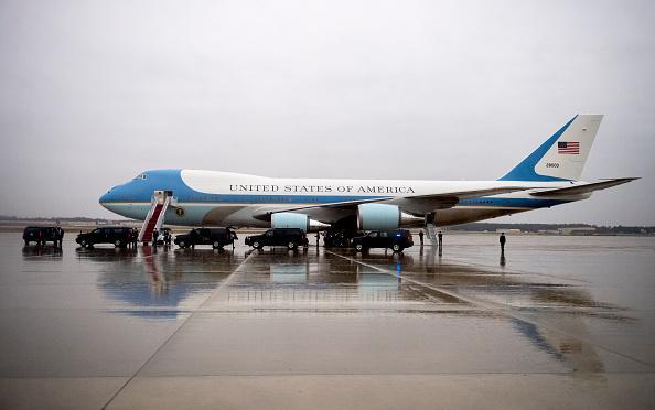 Forget About Air Force One: This Is The Plane That Will Give President Trump The Most Trouble