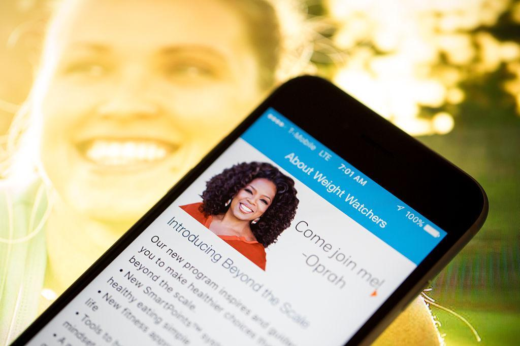 Oprah Winfrey Drops 40 Pounds And Adds $100 Million To Weight Watchers Stock