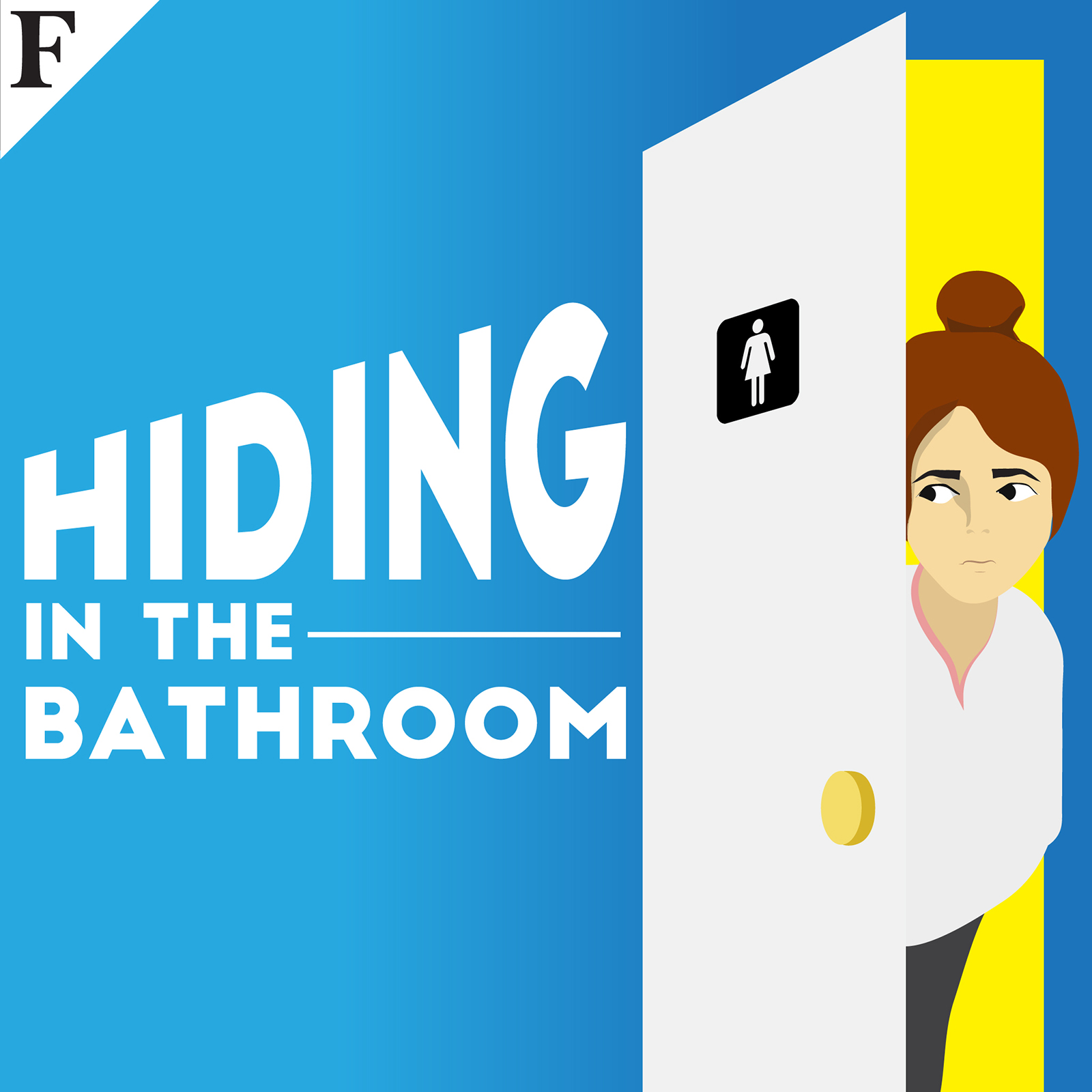 Forbes Podcasts Hiding In The Bathroom