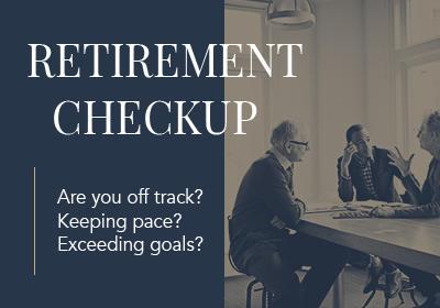 Retirement Checkup