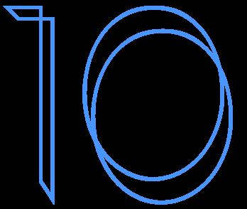 10 on 10