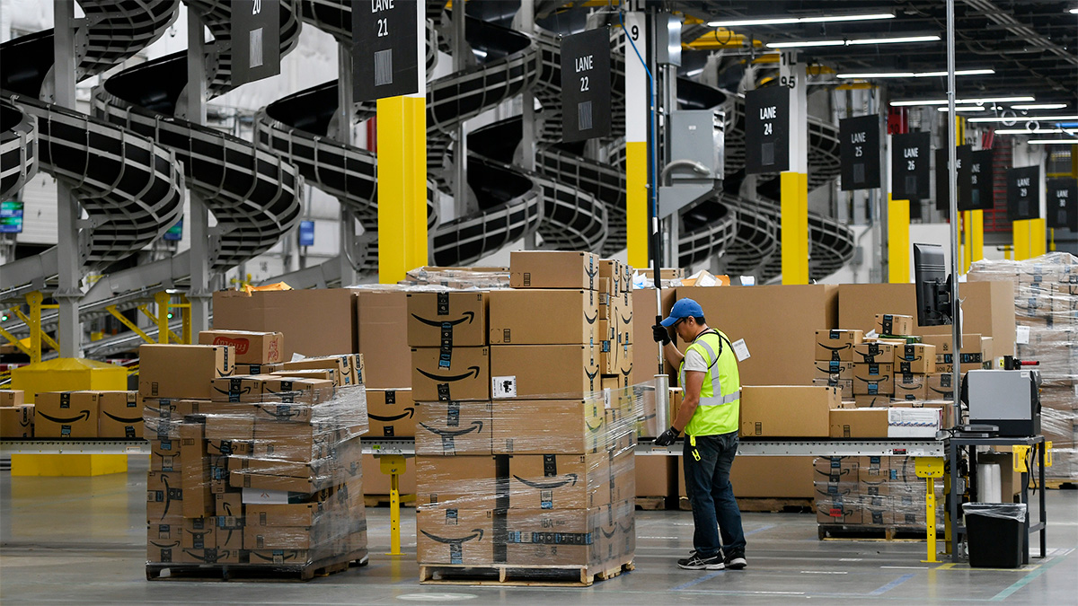 Amazon Surpasses Walmart As The World's Largest Retailer