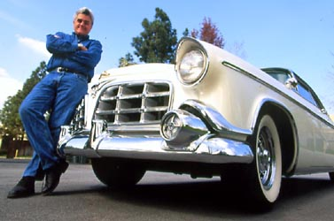 My Garage With Jay Leno