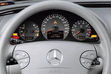 2001 mercedes clk55 amg specs
