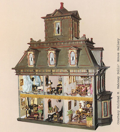 Pleasant Dont Laugh Dollhouses Are Worth Big Bucks Download Free Architecture Designs Scobabritishbridgeorg