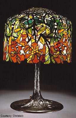 Collecting Tiffany Lamps
